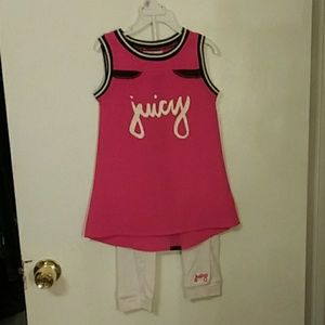 Juicy Couture Girls Outfit
